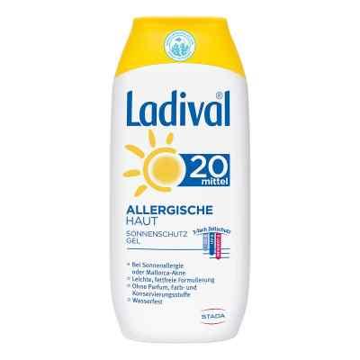 Ladival allergische Haut Gel Lsf 20  bei deutscheinternetapotheke.de bestellen