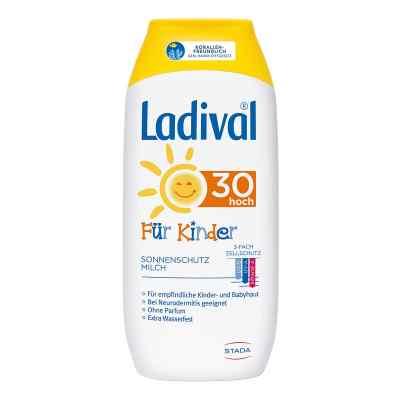 Ladival Kinder Sonnenmilch Lsf 30  bei deutscheinternetapotheke.de bestellen