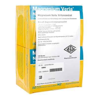 Magnesium Verla N Konzentrat  bei deutscheinternetapotheke.de bestellen