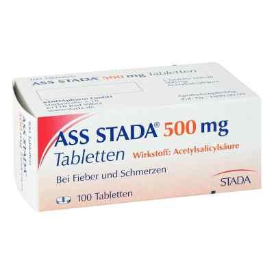 ASS STADA 500mg  bei deutscheinternetapotheke.de bestellen
