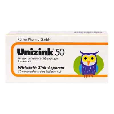 Unizink 50  bei deutscheinternetapotheke.de bestellen