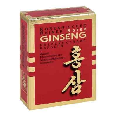 Roter Ginseng Extrakt Kapseln  bei deutscheinternetapotheke.de bestellen