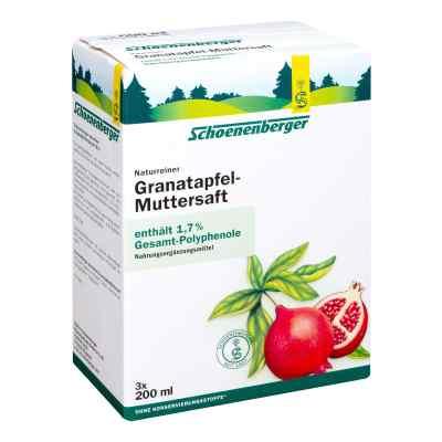 Granatapfel Muttersaft Schoenenberger Heilpfl.s.  bei deutscheinternetapotheke.de bestellen