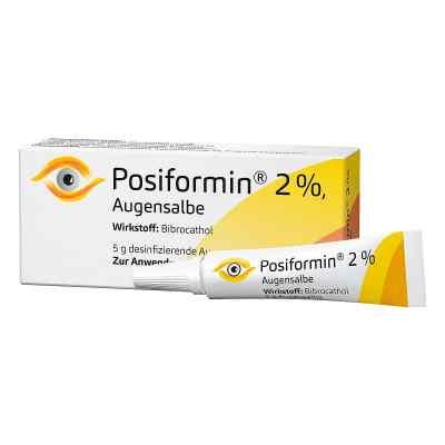 Posiformin 2% Augensalbe  bei deutscheinternetapotheke.de bestellen