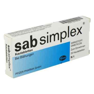 Sab simplex  bei deutscheinternetapotheke.de bestellen