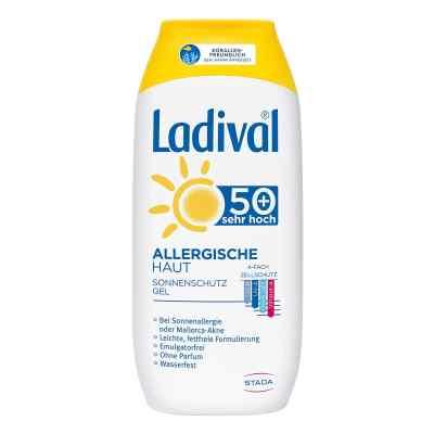 Ladival allergische Haut Gel Lsf 50+  bei deutscheinternetapotheke.de bestellen