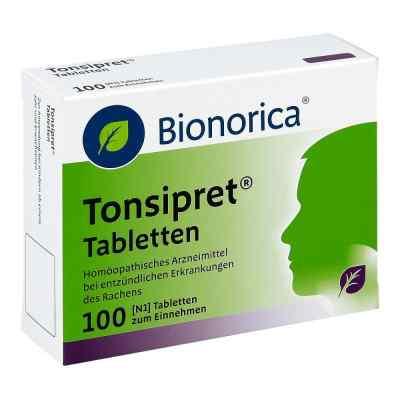 Tonsipret Tabletten  bei deutscheinternetapotheke.de bestellen