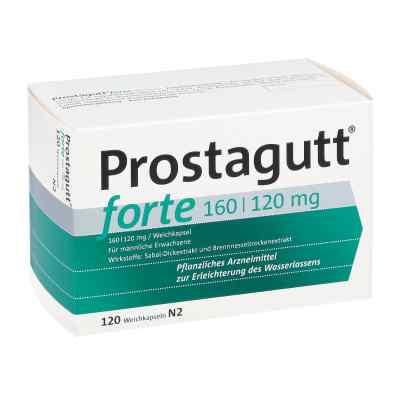 Prostagutt forte 160/120mg  bei deutscheinternetapotheke.de bestellen