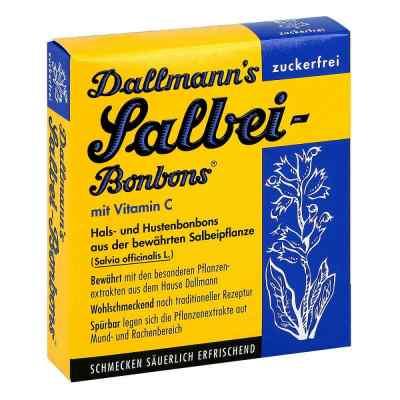 Dallmann's Salbeibonbons zuckerfrei  bei deutscheinternetapotheke.de bestellen