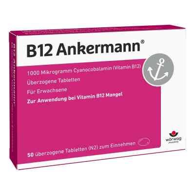B12 Ankermann überzogene Tabletten  bei deutscheinternetapotheke.de bestellen