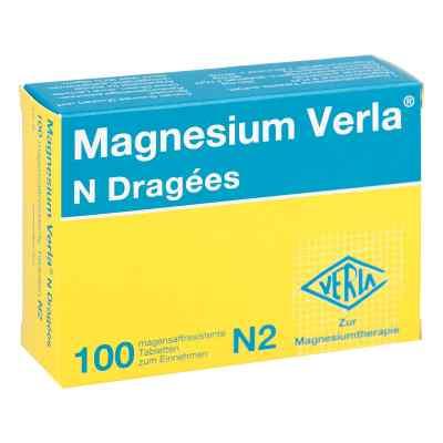 Magnesium Verla N Dragees  bei deutscheinternetapotheke.de bestellen