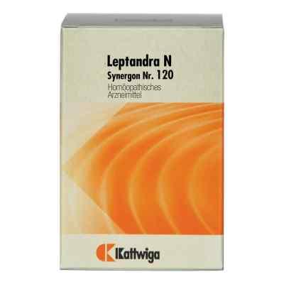 Synergon 120 Leptandra N Tabletten  bei deutscheinternetapotheke.de bestellen