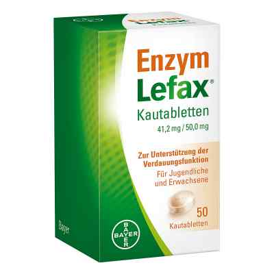 Enzym Lefax Kautabletten  bei deutscheinternetapotheke.de bestellen