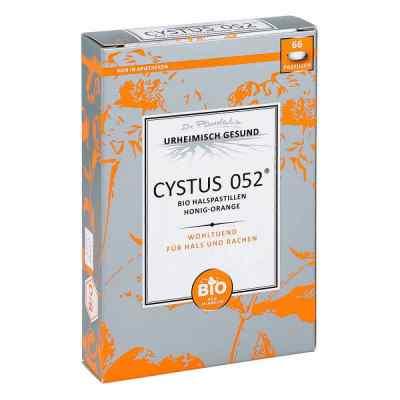 Cystus 052 Bio Halspastillen Honig Orange  bei deutscheinternetapotheke.de bestellen