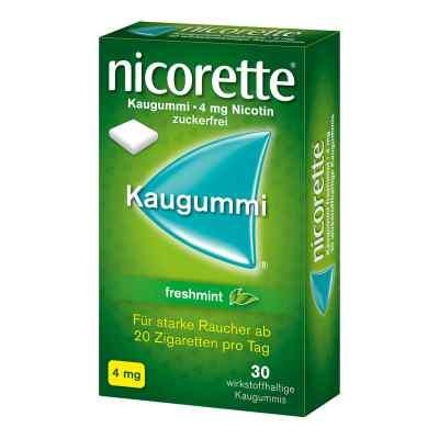 Nicorette 4mg freshmint  bei deutscheinternetapotheke.de bestellen