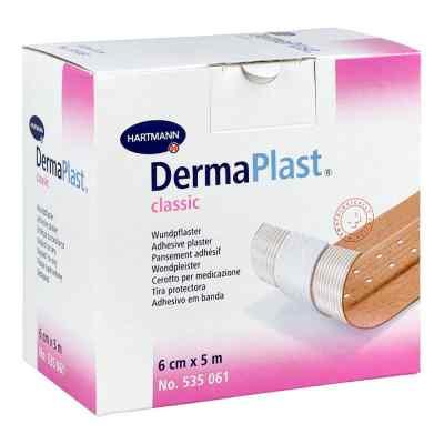 Dermaplast Classic Pflaster 6 cmx5 m  bei deutscheinternetapotheke.de bestellen
