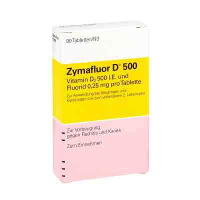 Zymafluor D 500  bei deutscheinternetapotheke.de bestellen