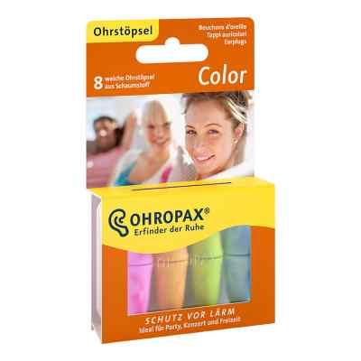 Ohropax Color Schaumstoff Stöpsel  bei deutscheinternetapotheke.de bestellen