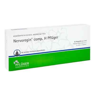 Nervoregin compositus H Pflüger Ampullen  bei deutscheinternetapotheke.de bestellen