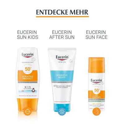 Eucerin Sun Sensitive Protect Lotion Extra Light LSF 30  bei deutscheinternetapotheke.de bestellen