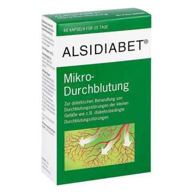 Alsidiabet Diabetiker Mikro Durchblutung Kapseln  bei deutscheinternetapotheke.de bestellen
