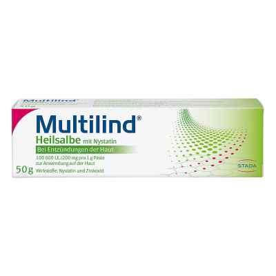 Multilind Heilsalbe mit Nystatin  bei deutscheinternetapotheke.de bestellen