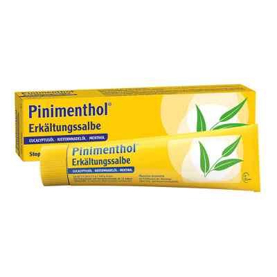Pinimenthol Erkältungssalbe  bei deutscheinternetapotheke.de bestellen