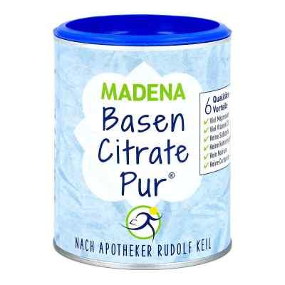 Basen Citrate Pur Pulver nach Apotheker Rudolf Keil  bei deutscheinternetapotheke.de bestellen