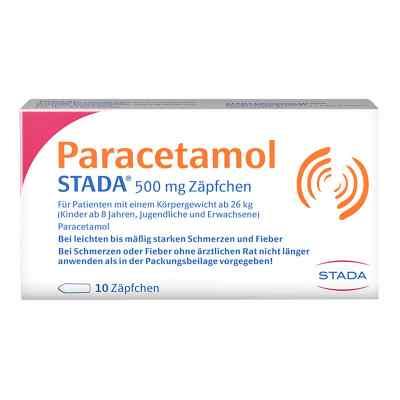 Paracetamol STADA 500mg  bei deutscheinternetapotheke.de bestellen