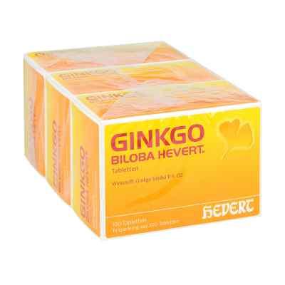 Ginkgo Biloba Hevert Tabletten  bei deutscheinternetapotheke.de bestellen