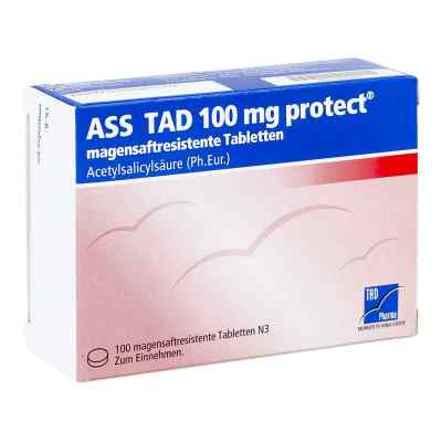 ASS TAD 100mg protect  bei deutscheinternetapotheke.de bestellen