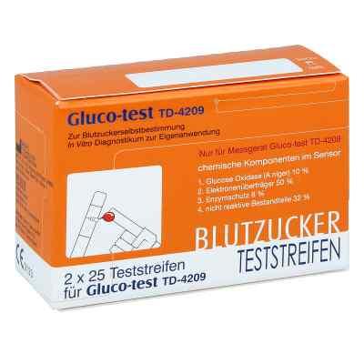 Gluco Test Blutzuckerteststreifen  bei deutscheinternetapotheke.de bestellen