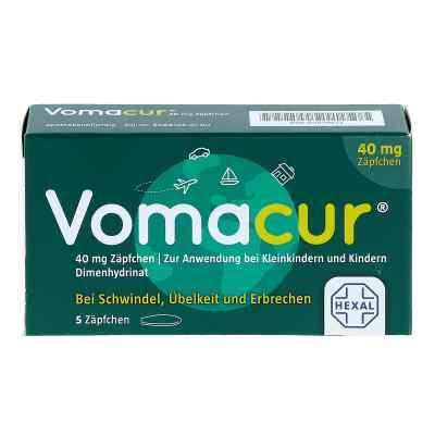 Vomacur 40mg  bei deutscheinternetapotheke.de bestellen