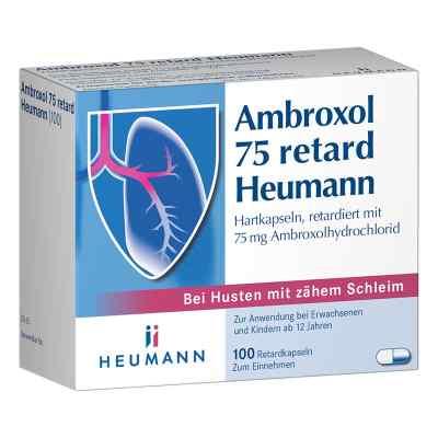 Ambroxol 75 retard Heumann  bei deutscheinternetapotheke.de bestellen