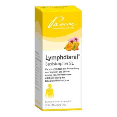 Lymphdiaral Basistropfen Sl  bei deutscheinternetapotheke.de bestellen