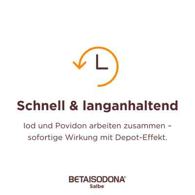 Betaisodona Salbe  bei deutscheinternetapotheke.de bestellen