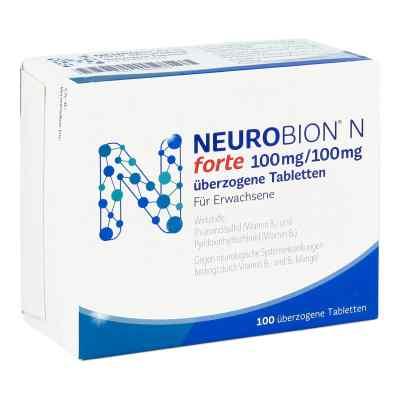 Neurobion N forte überzogene Tabletten  bei deutscheinternetapotheke.de bestellen