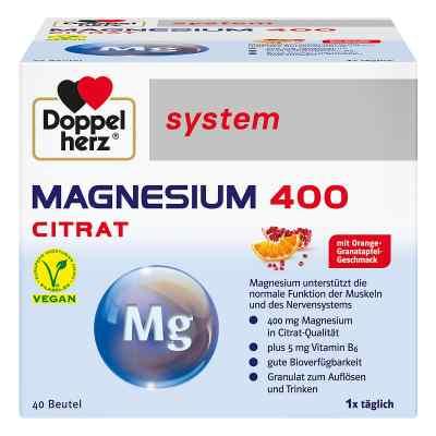 elherz system Magnesium 400 Citrat  bei deutscheinternetapotheke.de bestellen