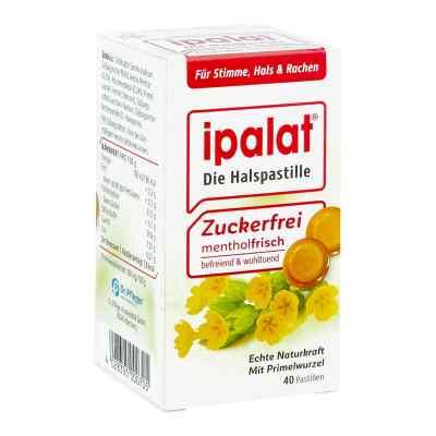 Ipalat Halspastillen zuckerfrei  bei deutscheinternetapotheke.de bestellen