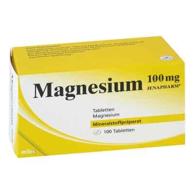 Magnesium 100 mg Jenapharm Tabletten  bei deutscheinternetapotheke.de bestellen