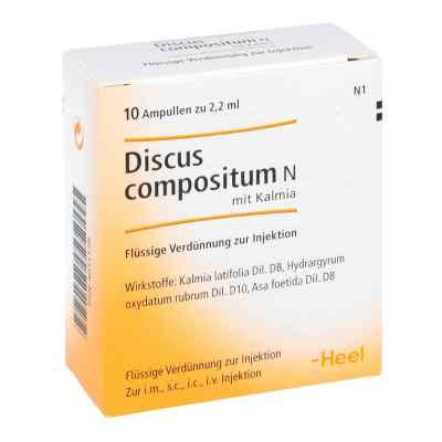 Discus compositum N mit Kalmia Ampullen  bei deutscheinternetapotheke.de bestellen