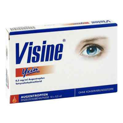 Visine Yxin ED  bei deutscheinternetapotheke.de bestellen
