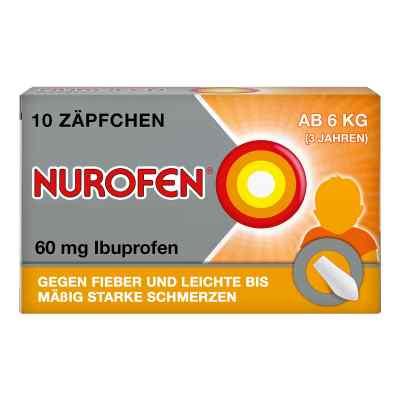 Nurofen Junior 60mg  bei deutscheinternetapotheke.de bestellen