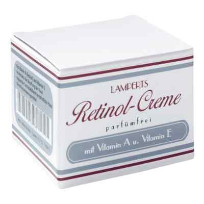 Retinol Creme parfümfrei Lamperts  bei deutscheinternetapotheke.de bestellen