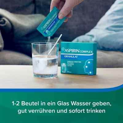 ASPIRIN COMPLEX Granulatbeutel  bei deutscheinternetapotheke.de bestellen