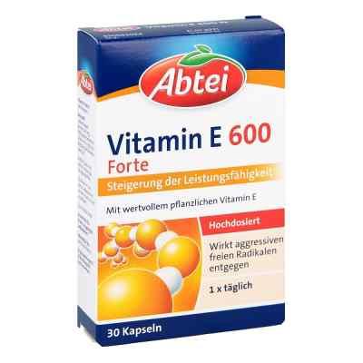 Abtei Vitamin E 600 N Kapseln  bei deutscheinternetapotheke.de bestellen