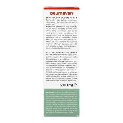 Deumavan Waschlotion sensitiv mit Lavendel  bei deutscheinternetapotheke.de bestellen