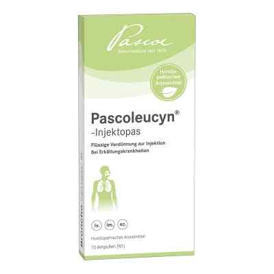 Pascoleucyn Injektopas Ampullen  bei deutscheinternetapotheke.de bestellen