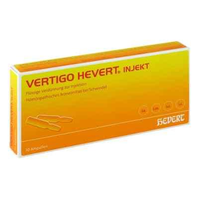 Vertigo Hevert Injekt Ampullen  bei deutscheinternetapotheke.de bestellen