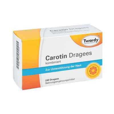 Carotin Dragees kombiniert  bei deutscheinternetapotheke.de bestellen